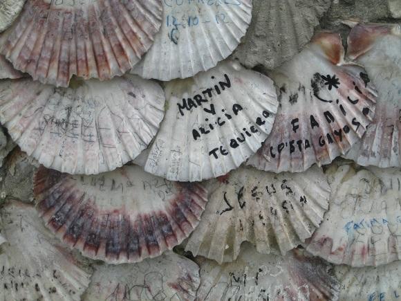 Capilla-conchas