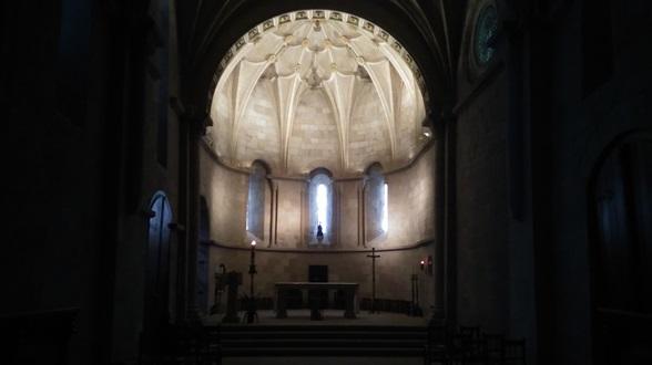 Tulebras iglesia