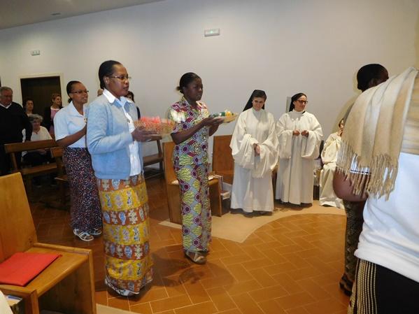 africanas franciscanas