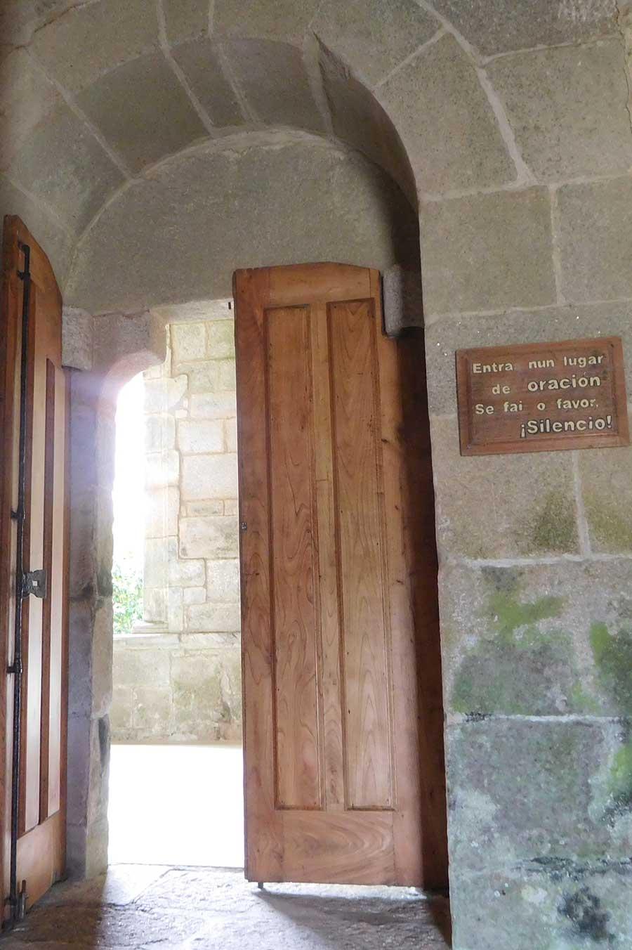 Comunidad Monasterio de Armenteira