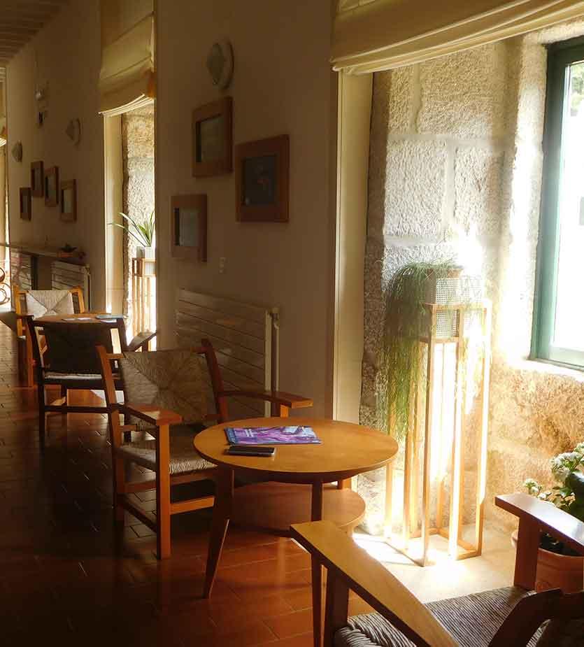 Hospedería Monasterio de Armenteira