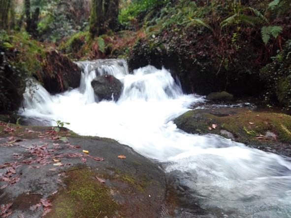 ruta de pedra e auga